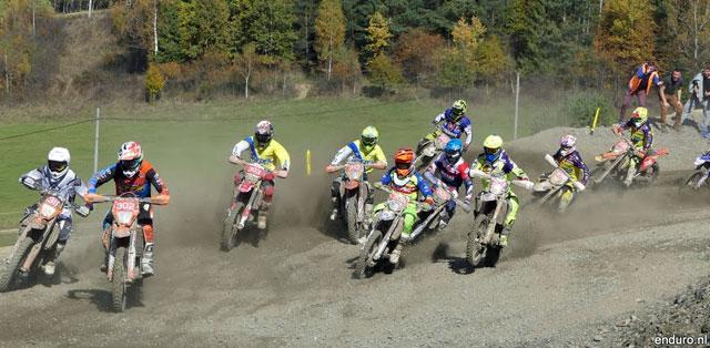 Motocross siktar pa brons